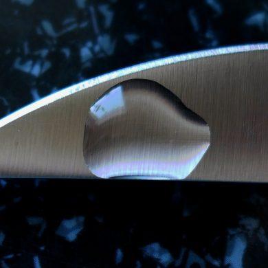 Mystery Flash Fiction Across A Knife Edge By Harris Coverley