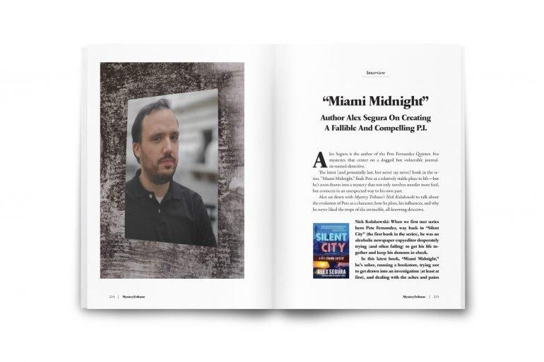Mystery Tribune Issue #10 -2