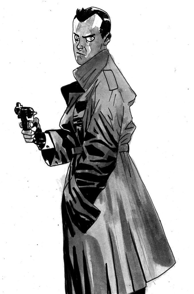 Exciting Comics Series Scifi Spy Thriller Strange Skies Over East Berlin 1