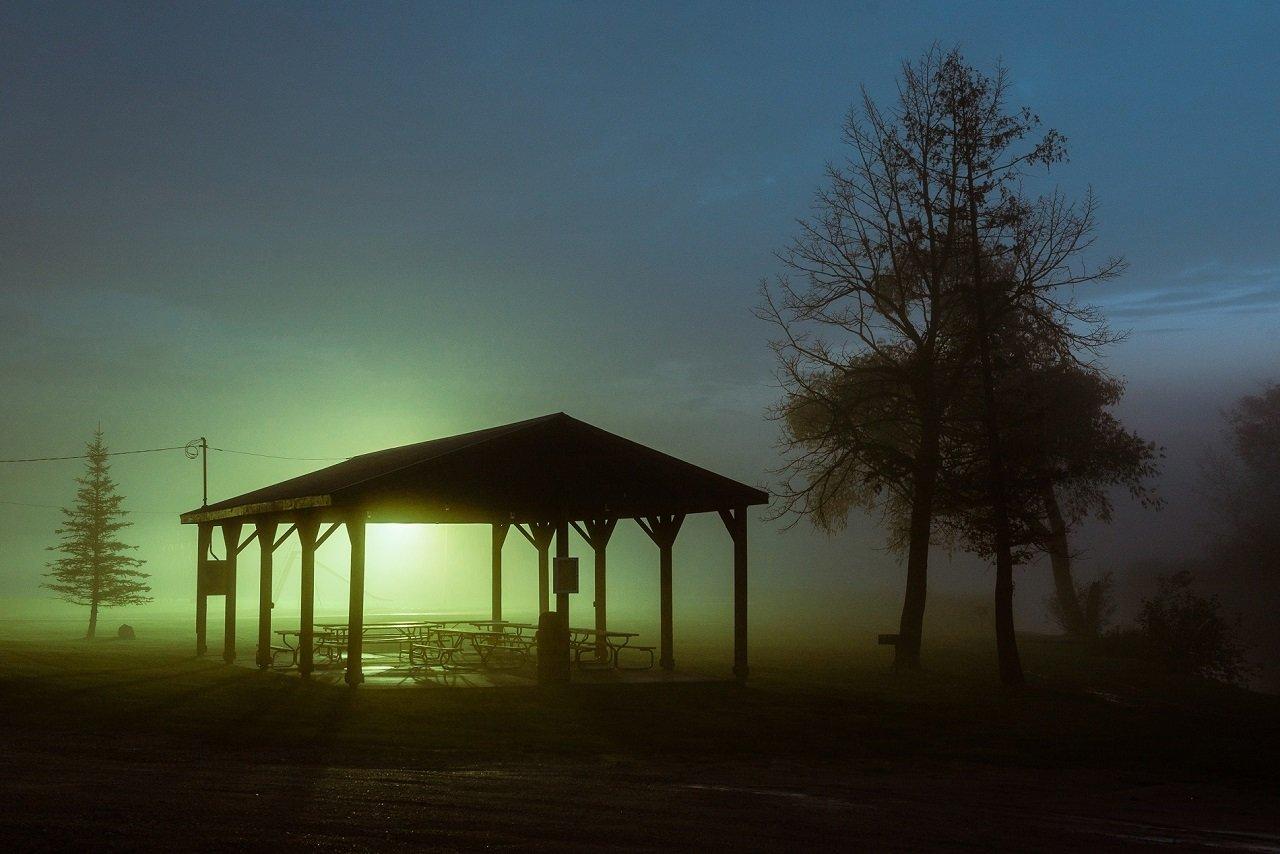 Michael McCluskey Photography Mystery Tribune 2