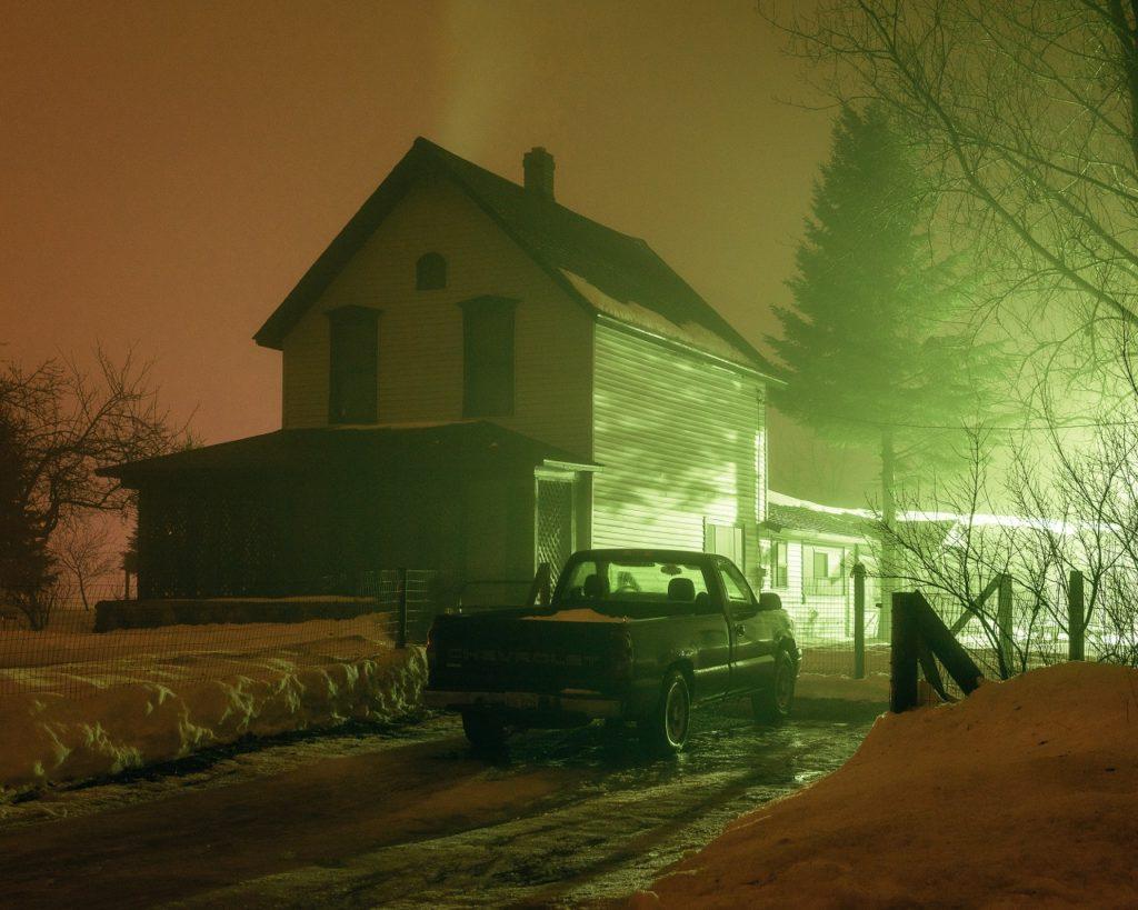 Michael McCluskey Photography Mystery Tribune 6