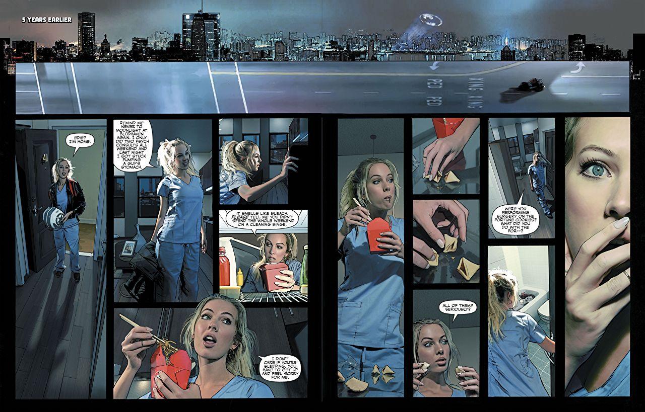 Best Comic Books And Graphic Novels Featuring Joker Joker Harley Criminal Sanity 1