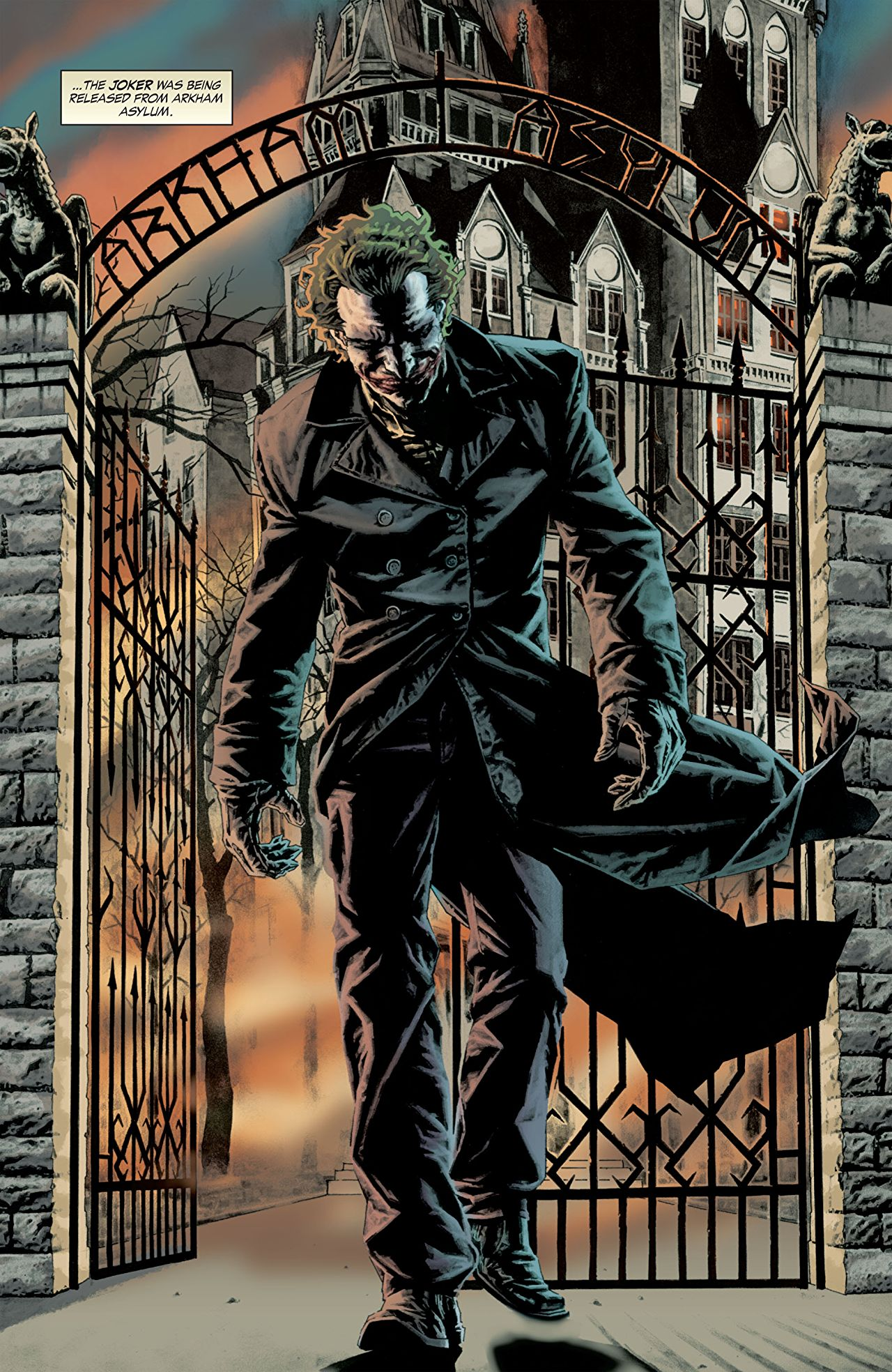 Best Comic Books And Graphic Novels Featuring Joker azzarello 2