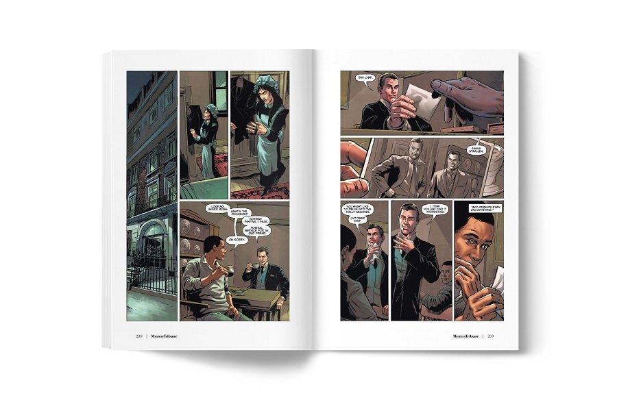 Mystery Tribune Issue 11-3