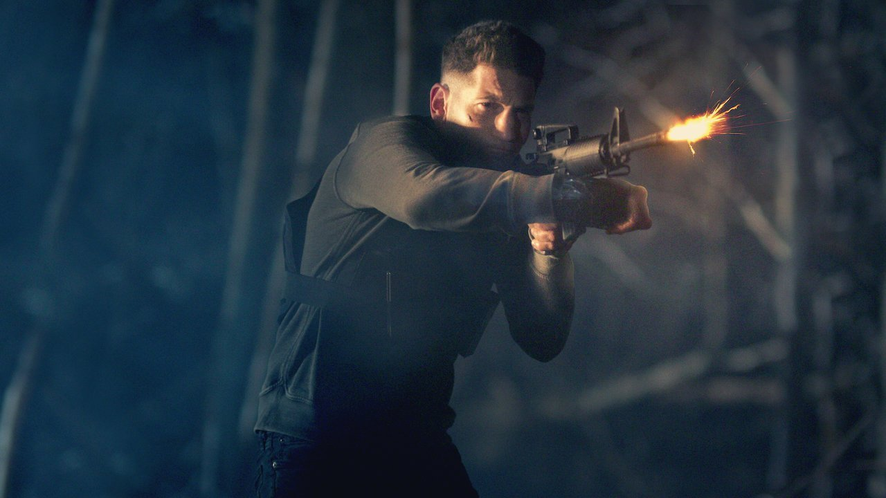 The 57 Best Crime Drama and Thriller Shows On Netflix 2020 Edition punisher