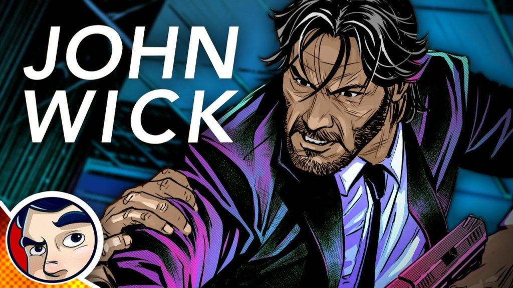 John Wick Vol. 1 Graphic Novel Will Please Action Thriller Fans main