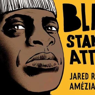 Big Black Stand at Attica Is A Great Historical Graphic Memoir Main