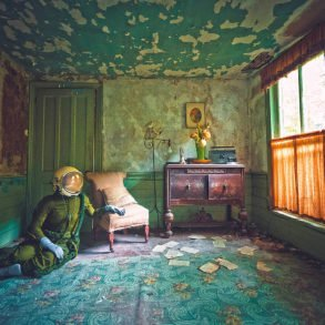 Karen Jerzyk's Surreal Photography The Lonely Astronaut Main