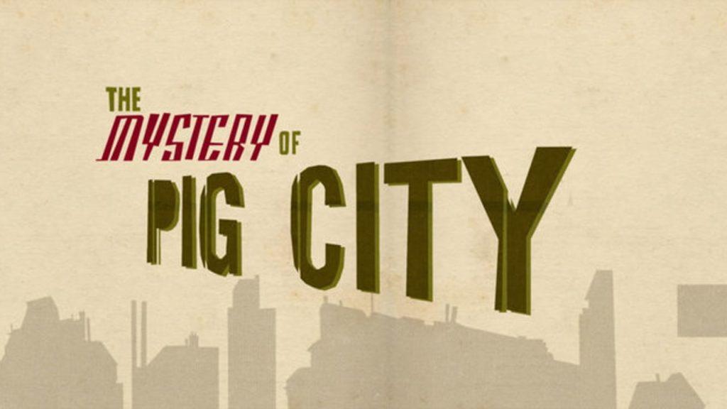The Mystery Of Pig City: un divertente cortometraggio animato principale