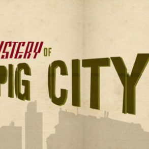 The Mystery Of Pig City: A Fun Animated Short Film Main