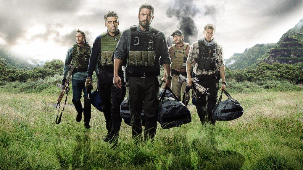 42 Best Heist Movies Streaming On Netflix 2020 Edition triple frontier