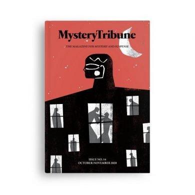 Mystery Tribune #14 Cover