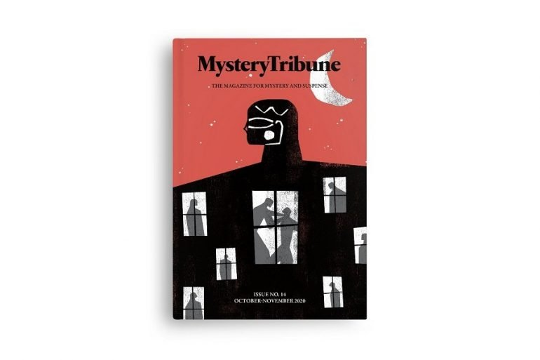 Mystery Tribune #14 Cover
