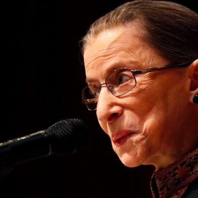 Nancy Drew, Ruth Bader Ginsburg, and Me An Essay By Dana Robbins