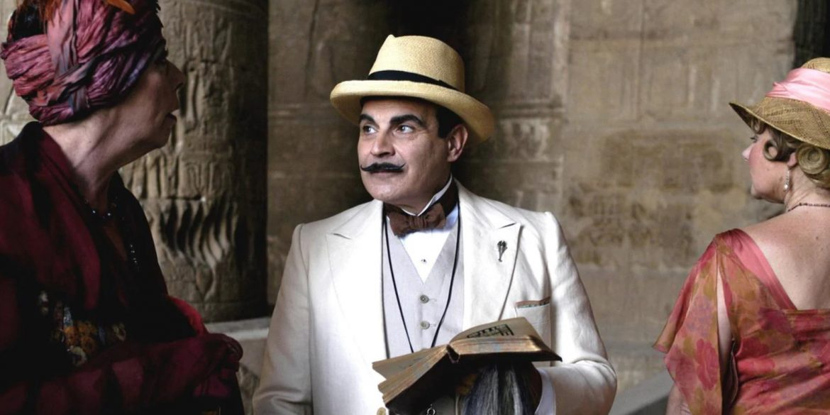 """The ITV Production of Agatha Christie's """"Death on the Nile"""" Is Superb"""