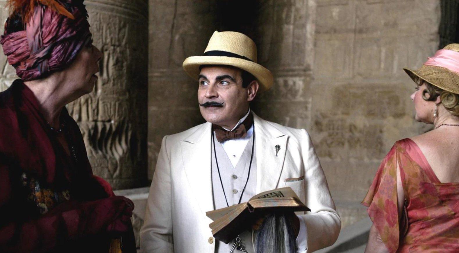 """La producción de ITV de """"Death on the Nile"""" de Agatha Christie es excelente"""