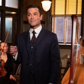 New Murdoch Mysteries-Inspired Classical Music Holiday Special on Acorn TV
