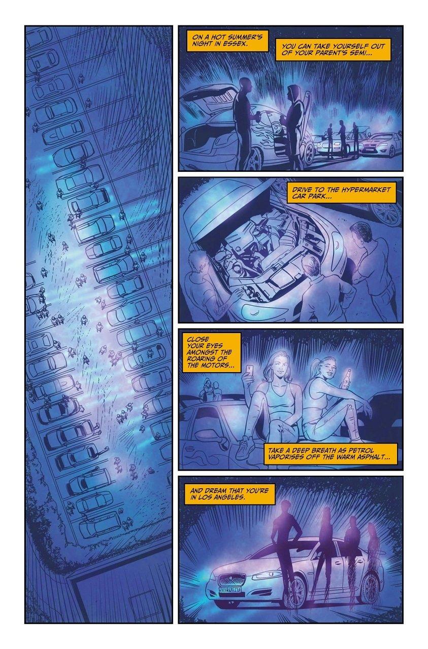 A Notable Noir Comics Series Rivers Of London 7