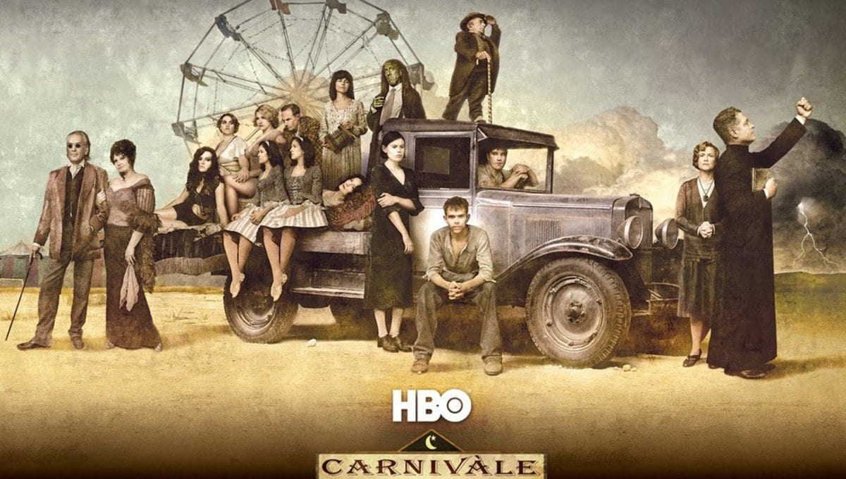 27 Best Crime Drama and Thriller Shows On HBO Max 2021 Edition carnivale