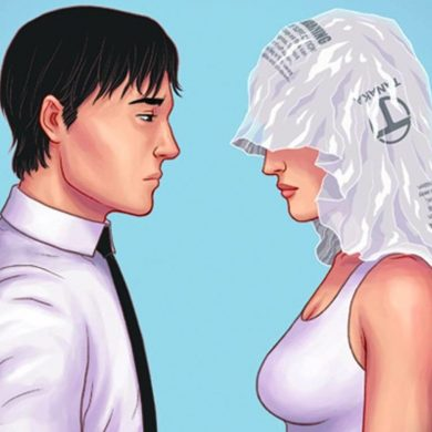 Alex + Ada Is a Sci Fi Drama Graphic Novel For The Age of Alexa main