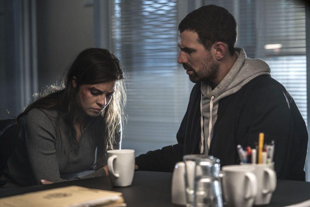 Darkness Who Kill è una serie drammatica poliziesca danese su Acorn TV