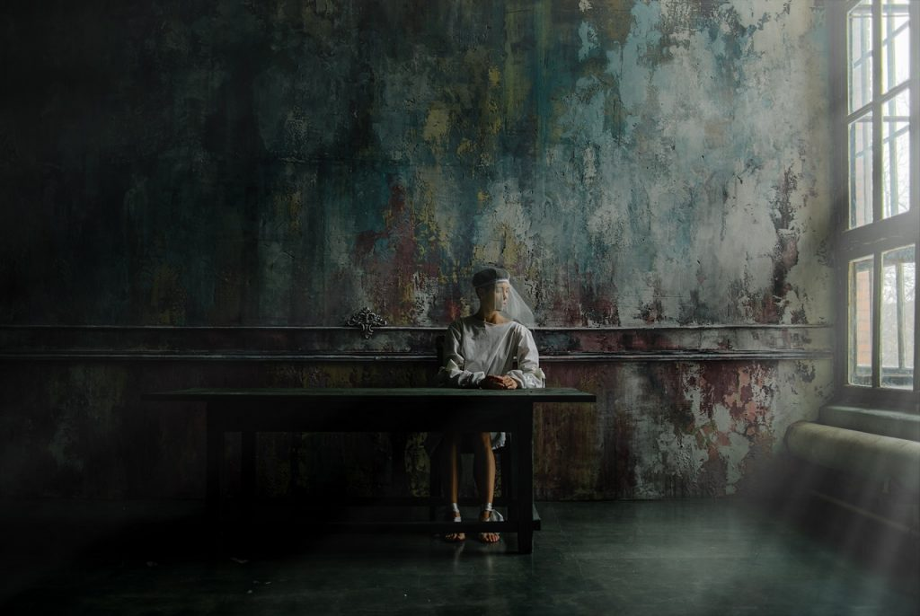 Intriguing and Stunning Portrait Photography By Vyacheslav Ivanov 6