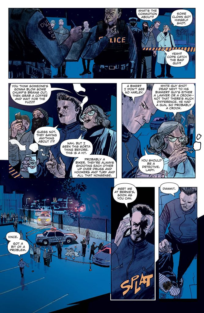 Last Contract A Badass and Fast-Paced Canadian Noir Graphic Novel 5