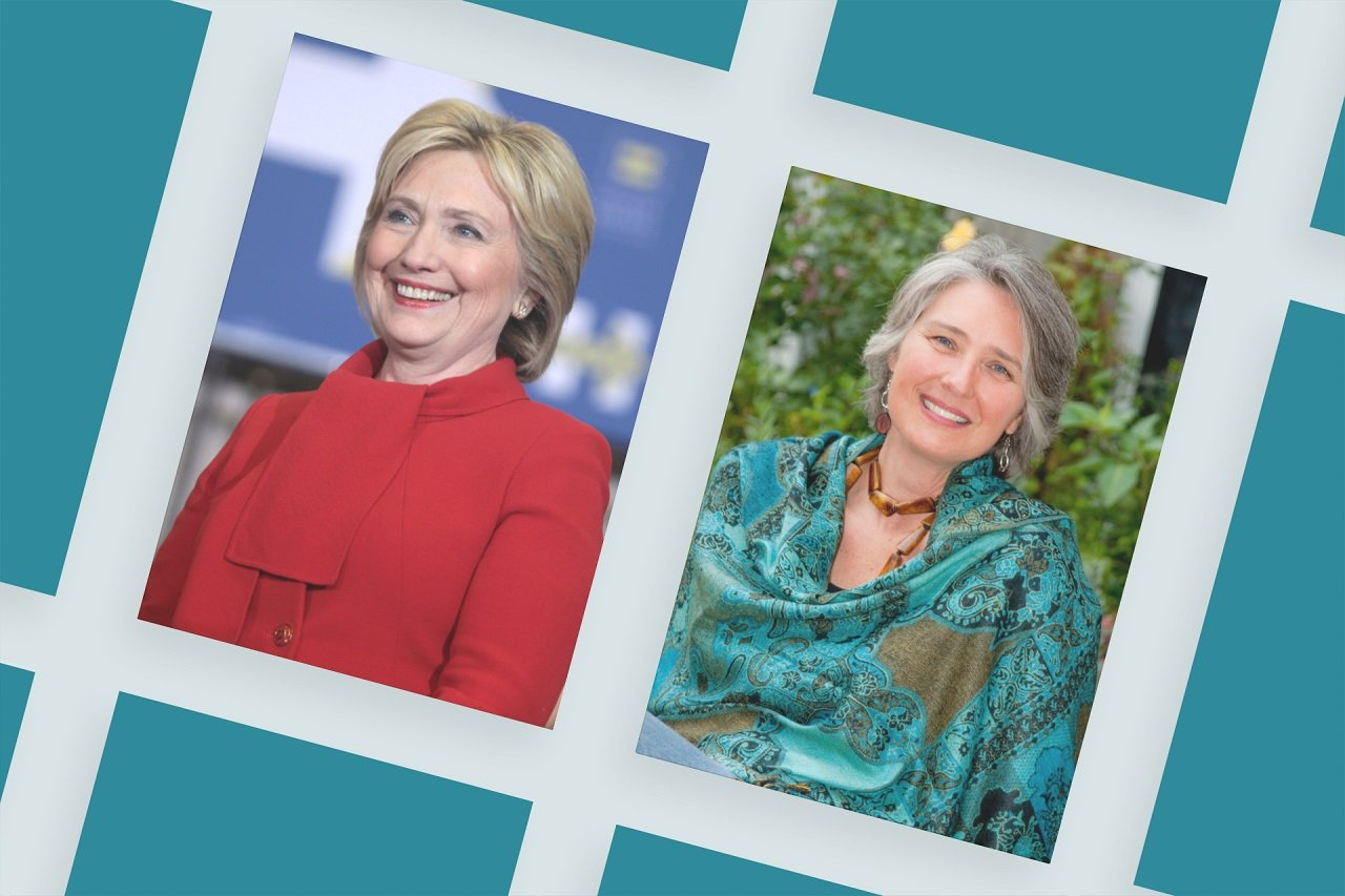 Hillary Clinton Is Co-Writing A Mystery Novel With Louise Penny Main