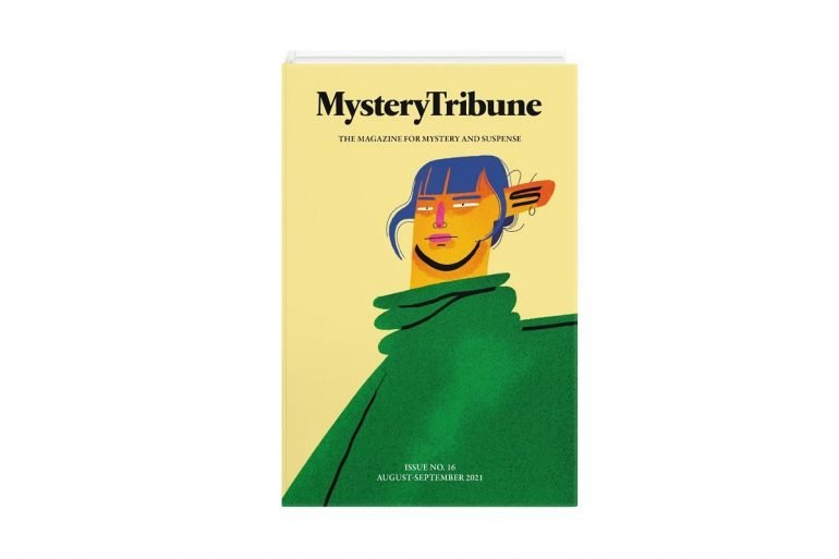 Mystery Tribune Issue No. 16 Cover Image